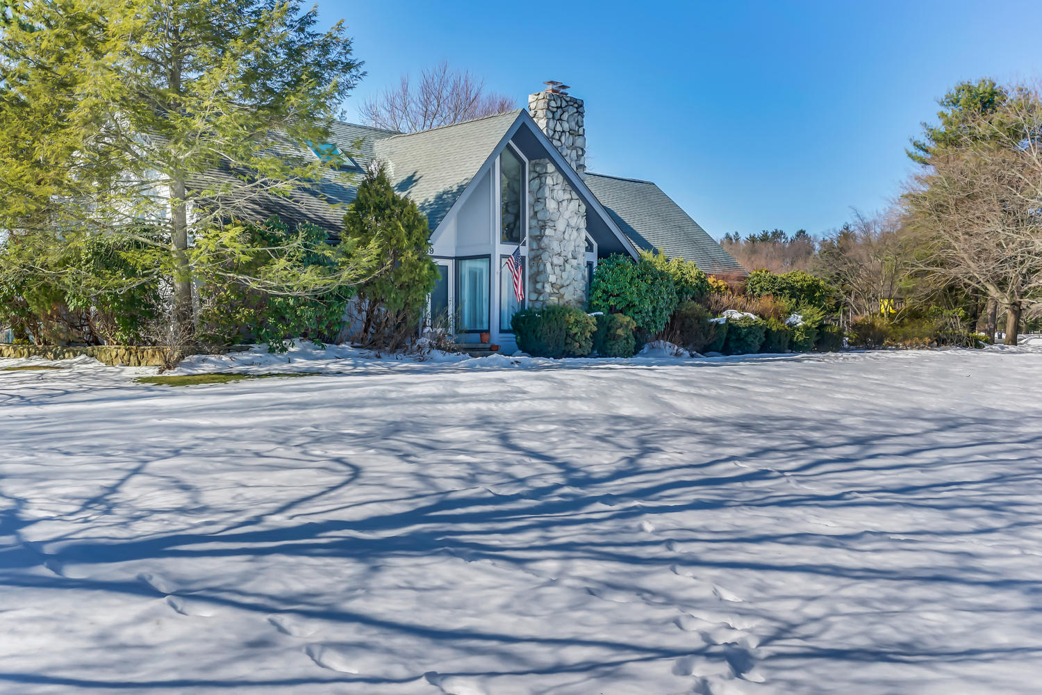 sales property at Modern Custom Home