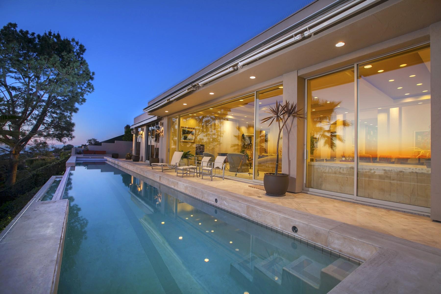 一戸建て のために 売買 アット 2521 Calle Del Oro La Jolla, カリフォルニア 92037 アメリカ合衆国