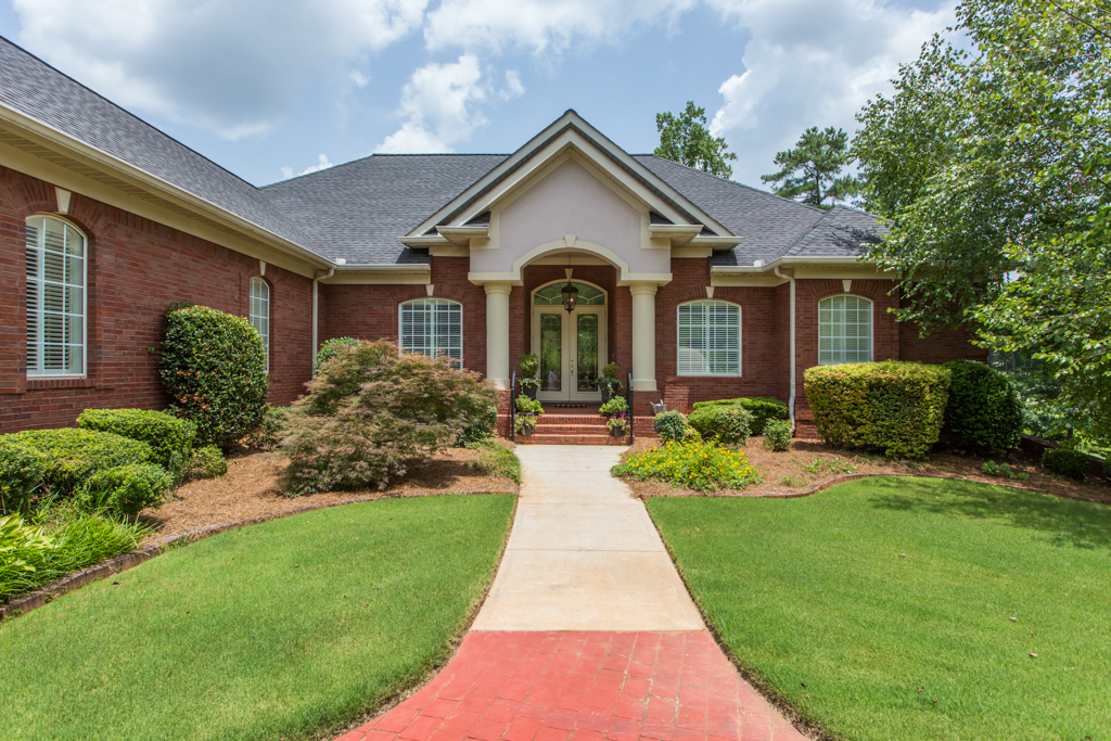 Property For Sale at Enchanting home in Eagles Landing Country Club!
