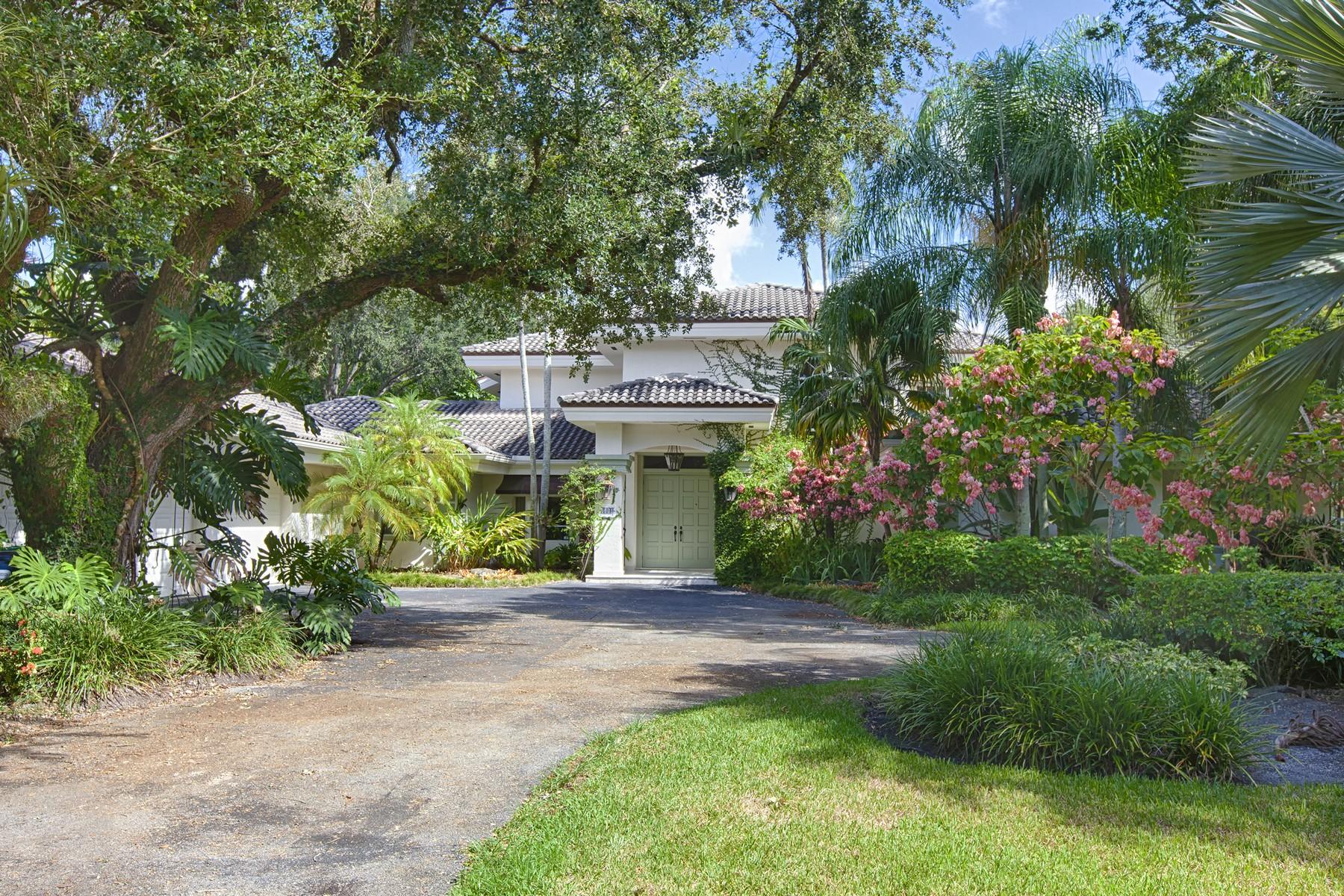 Maison unifamiliale pour l Vente à 6601 SW 92 ST Pinecrest, Florida 33156 États-Unis