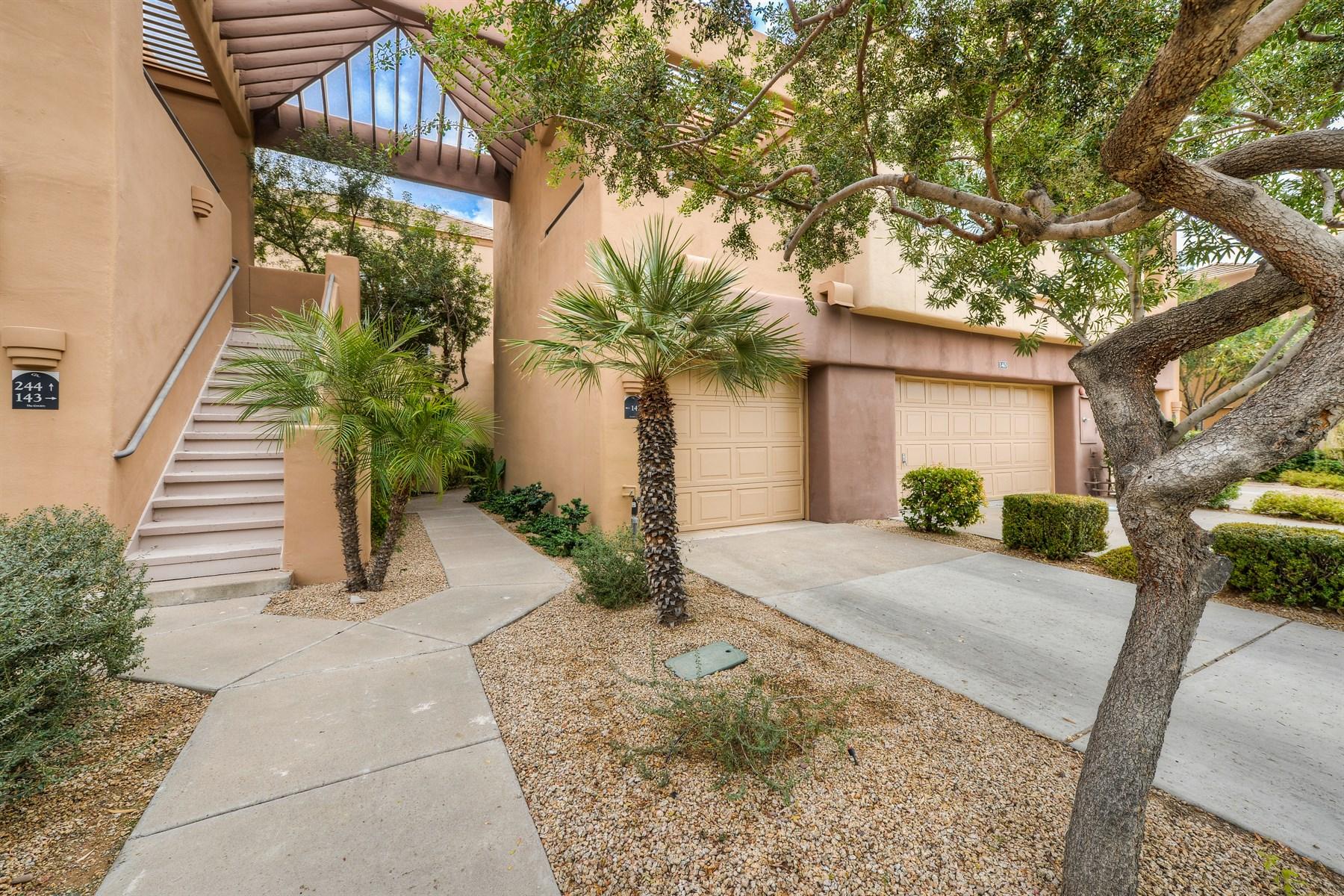 Nhà phố vì Bán tại Southwest style home in Gainey Ranch 7710 E GAINEY RANCH RD 142 Scottsdale, Arizona, 85258 Hoa Kỳ