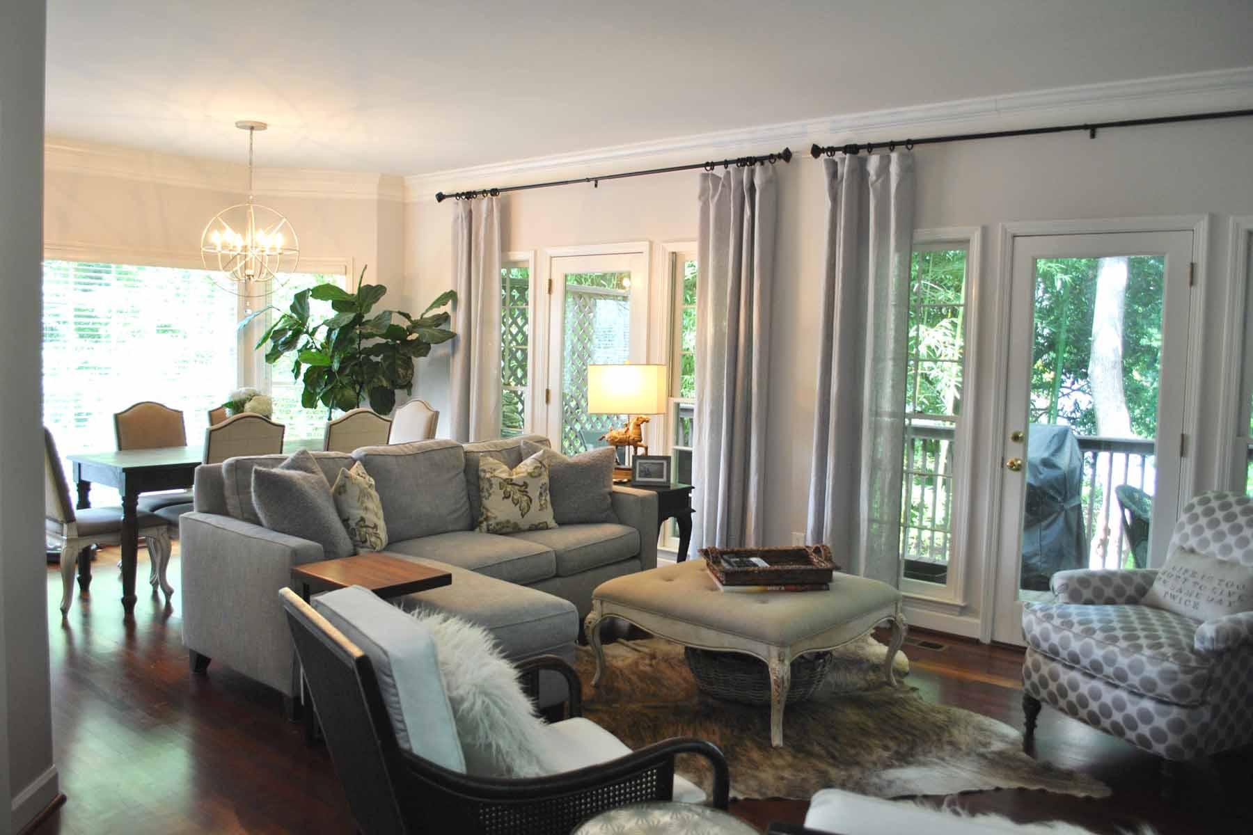 タウンハウス のために 売買 アット Fantastic townhome in Buckhead 12 Honour Avenue NW Unit 12 Atlanta, ジョージア, 30305 アメリカ合衆国