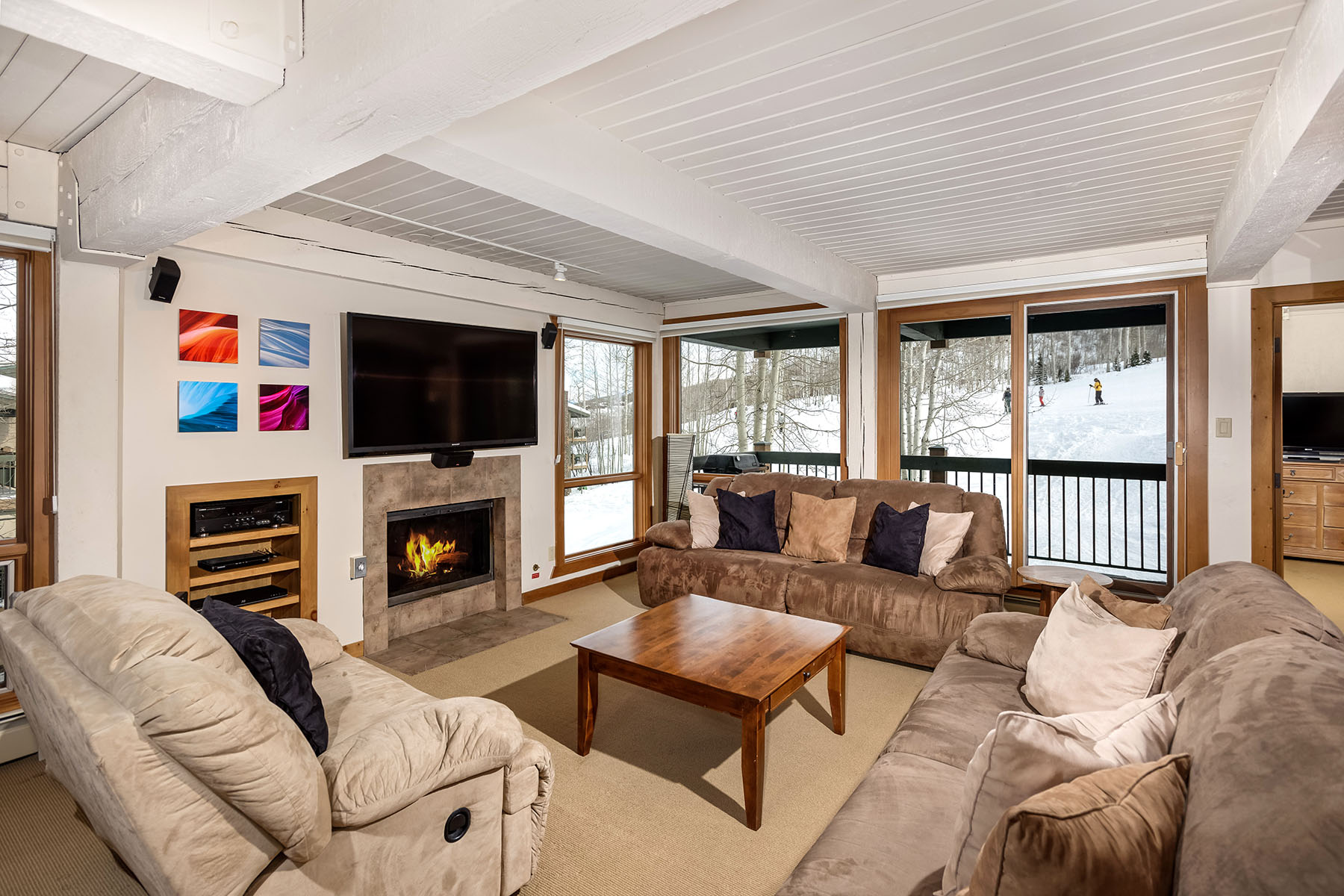 Condominium for Sale at TOV Aspen Trails Unit: 203 855 Carriage Way Trails 203 Snowmass Village, Colorado 81615 United States