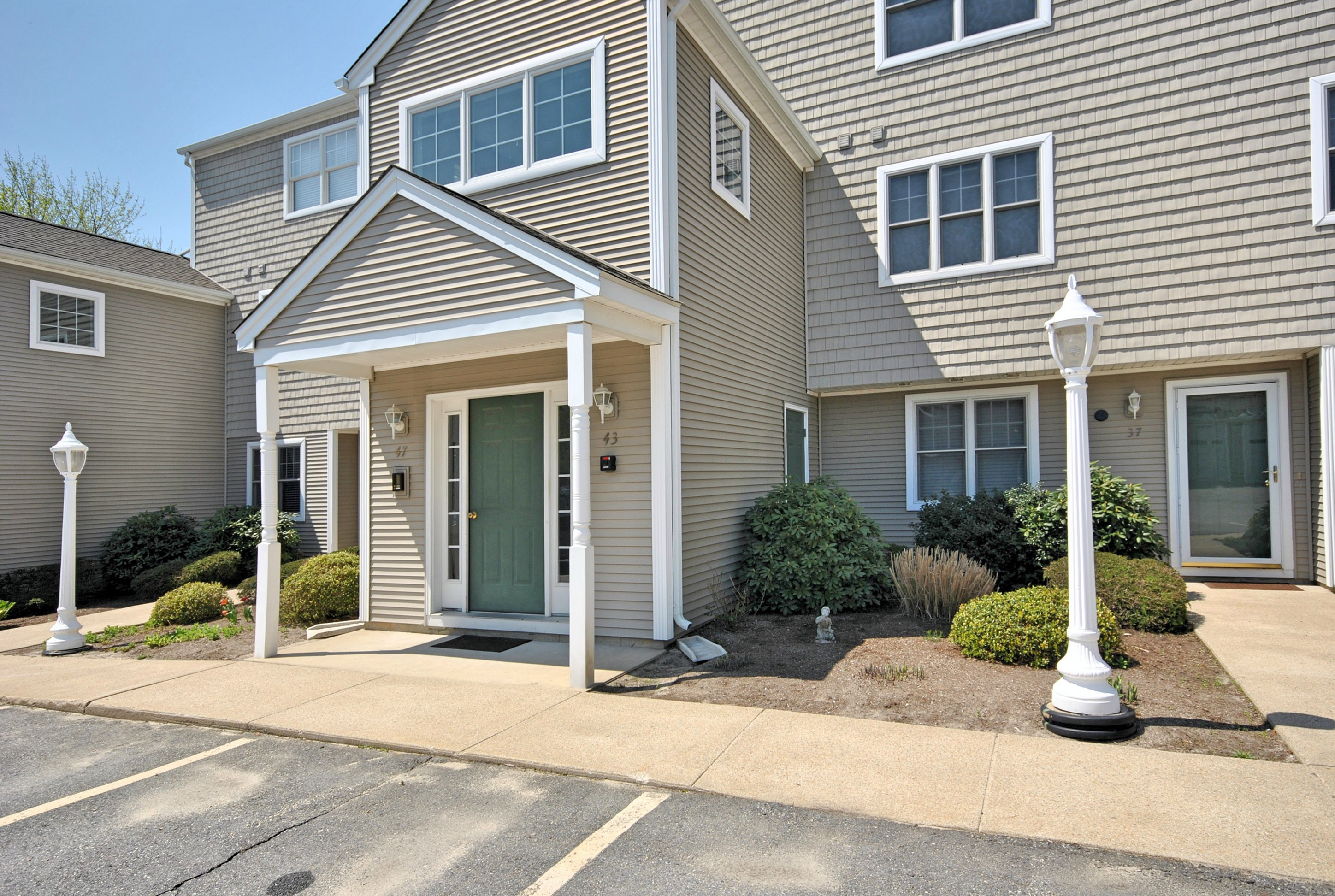 Condominium for Sale at Arborview 47 Ansonia Avenue Bristol, Rhode Island 02809 United States