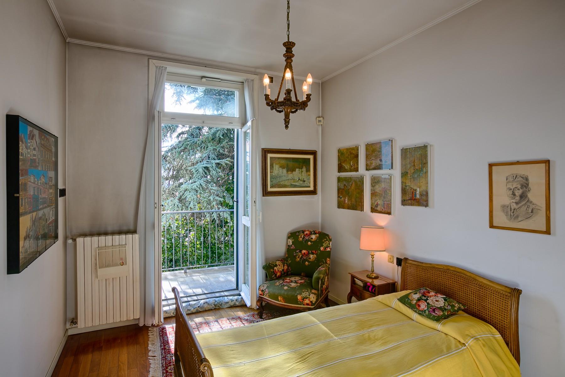 Additional photo for property listing at Unique period villa with panoramic view via Meda Inverigo, Como 22044 Italia