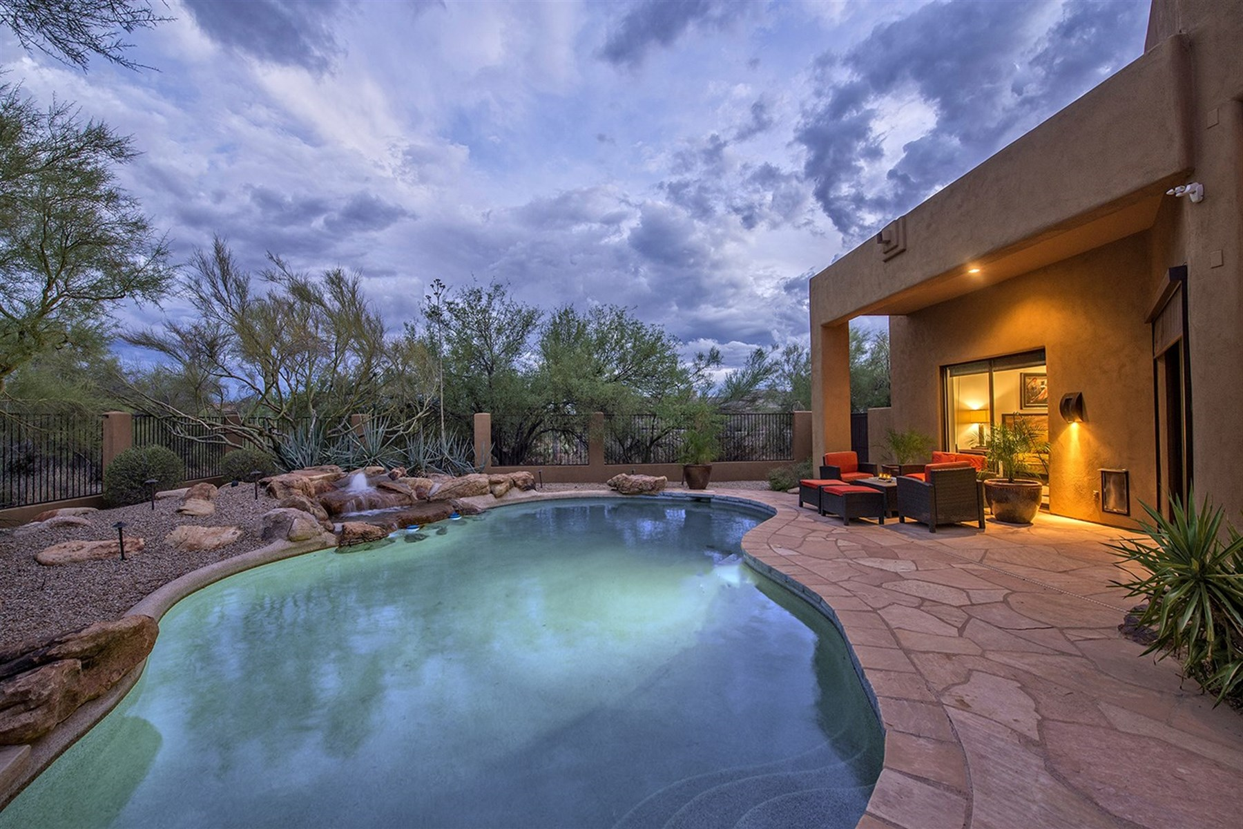 sales property at Desert highlands delight
