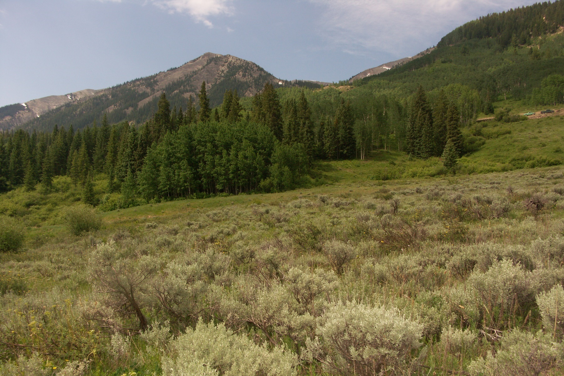 Land for Sale at Spectacular Hore Property TBD Hidden Mine Road Lot 10 Crested Butte, Colorado, 81224 United States