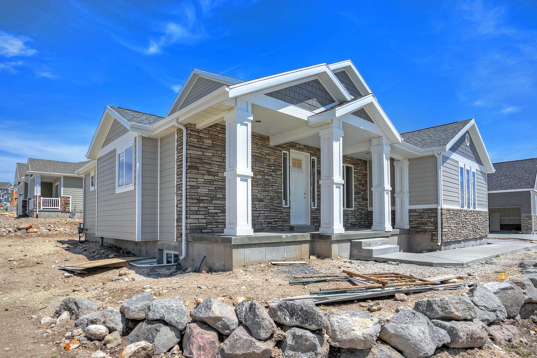 Casa Unifamiliar por un Venta en New Construction in Maple Hills 6534 West 7735 South West Jordan, Utah 84081 Estados Unidos