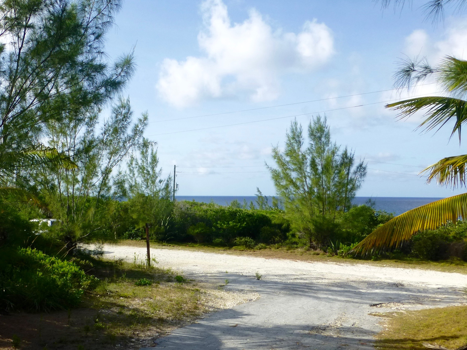 Terrain pour l Vente à Widespread Views of the Sea Rainbow Bay, Eleuthera Bahamas