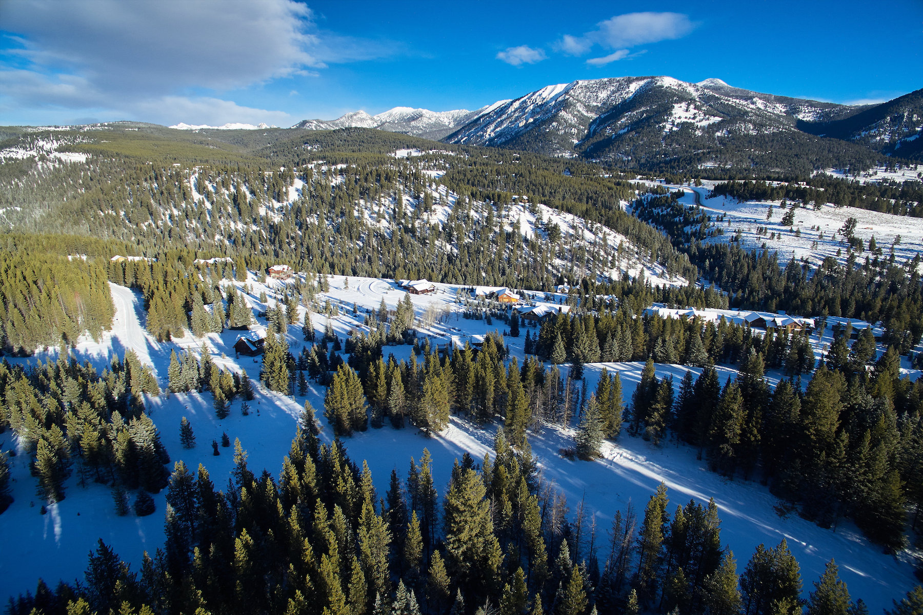 Terreno por un Venta en 20 acres in Aspen Groves Andesite Road Big Sky, Montana, 59716 Estados Unidos