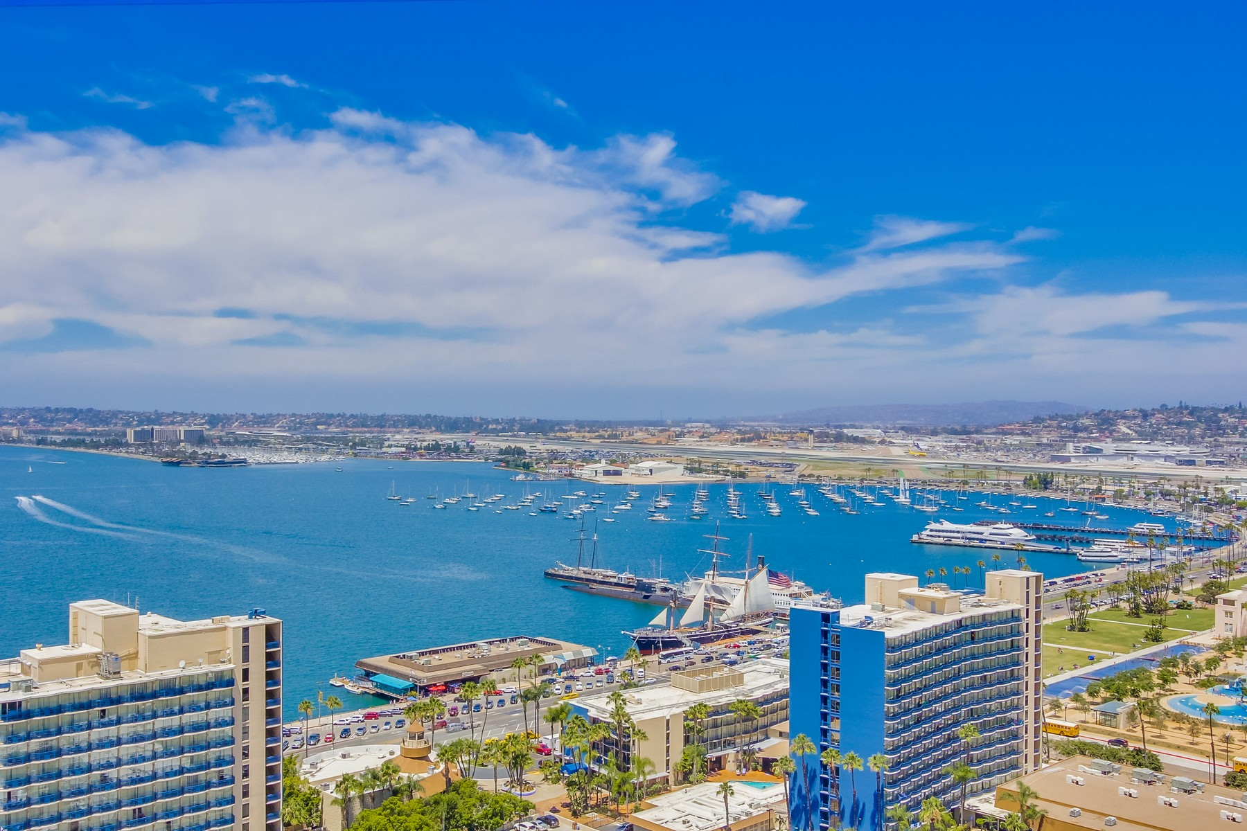 Condominium for Sale at 1199 Pacific Highway 2601 San Diego, California 92101 United States