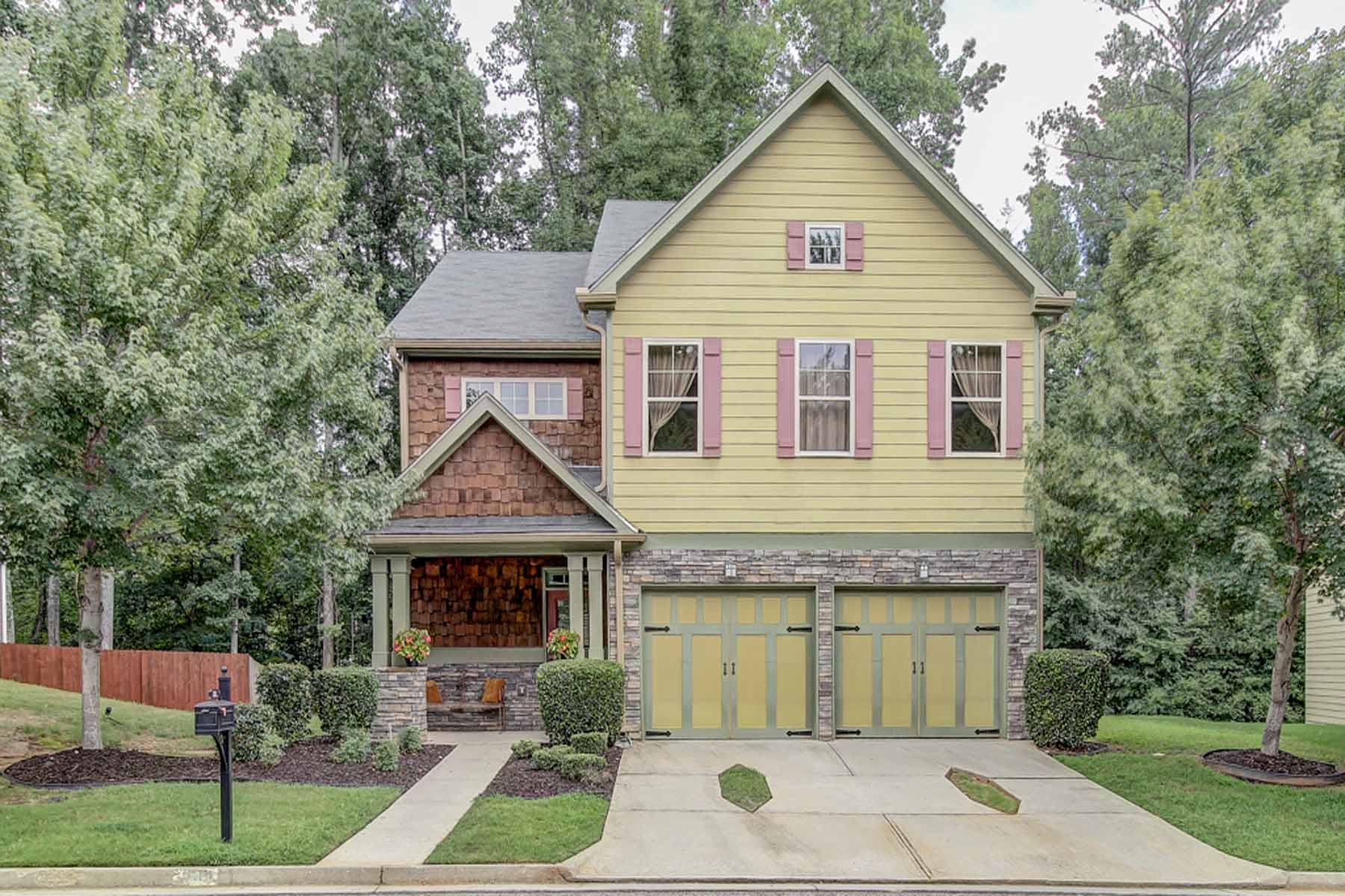 獨棟家庭住宅 為 出售 在 Absolutely Stunning Eastside Walk Craftsman 3115 Silver Hill Terrace Atlanta, 喬治亞州, 30316 美國