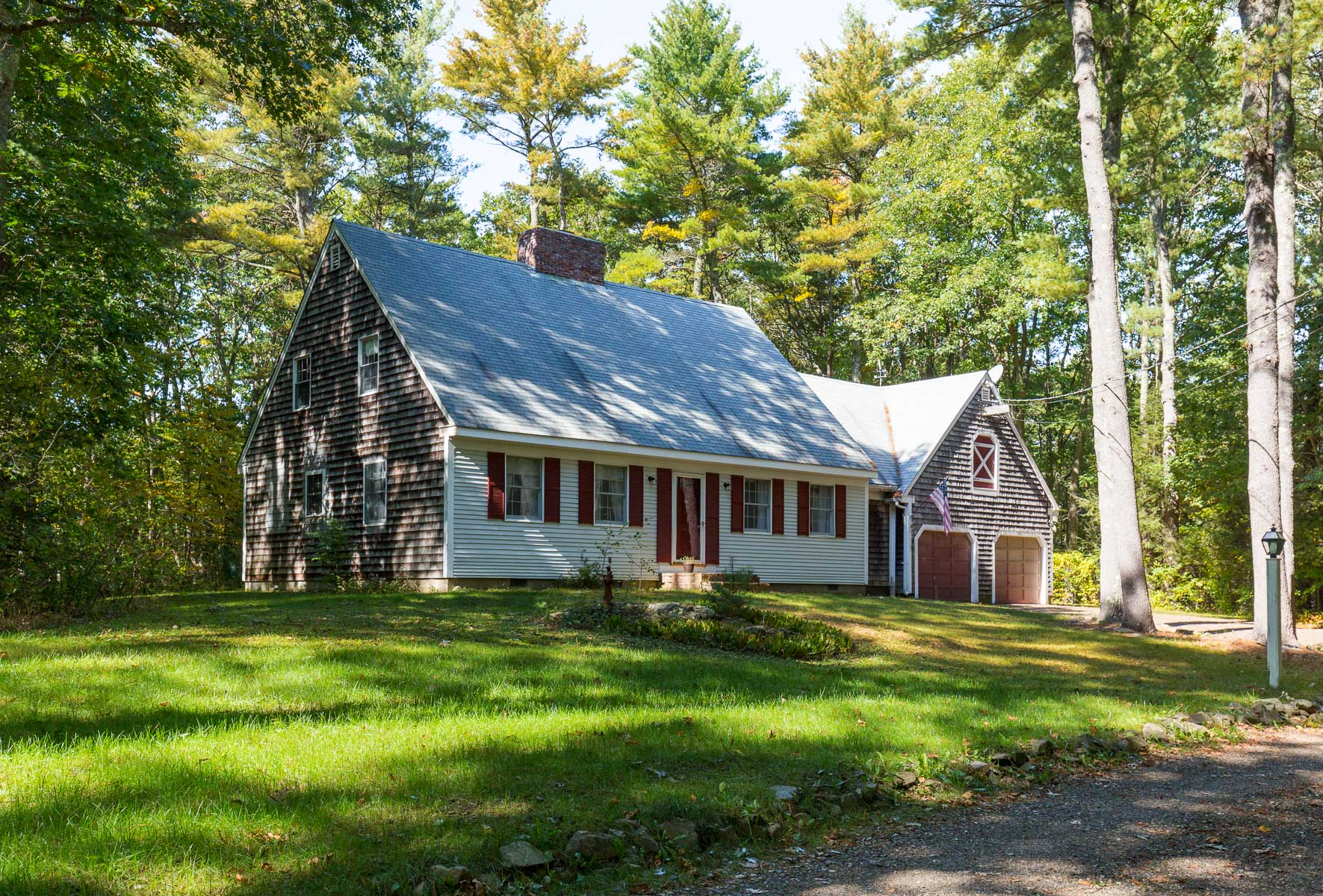 Single Family Home for Sale at Classic Cape 287 Route 103 York, Maine, 03909 United States