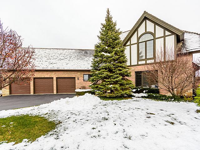 独户住宅 为 销售 在 601 Kenmare 601 Kenmare Drive 毛刺岭, 伊利诺斯州, 60527 美国