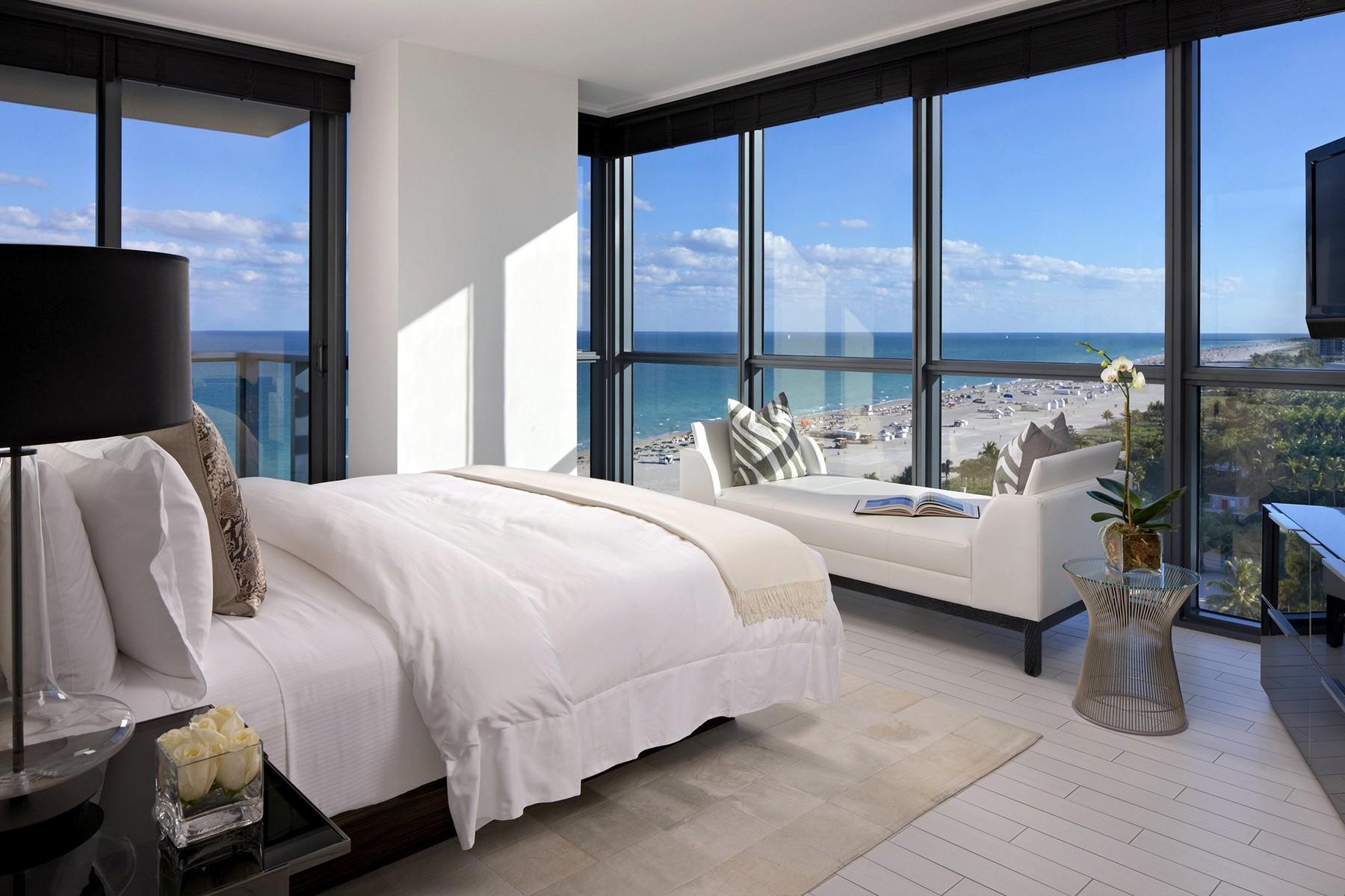 共管式独立产权公寓 为 销售 在 W Hotel #1226 2201 Collins Ave #1226 迈阿密海滩, 佛罗里达州 33139 美国