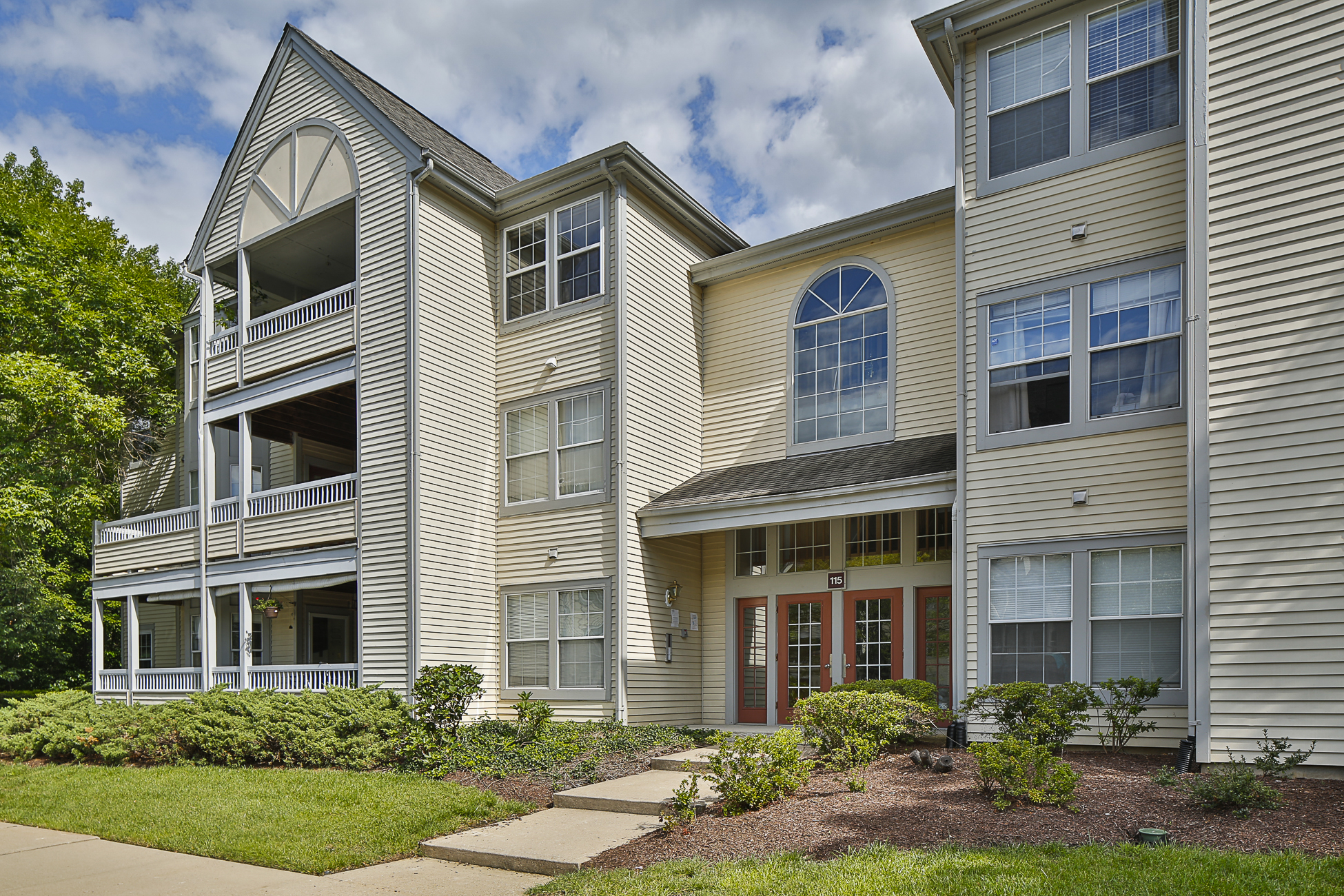 Property For Sale at Two Bedroom Cloister Model in Colonnade Point - West Windsor Township