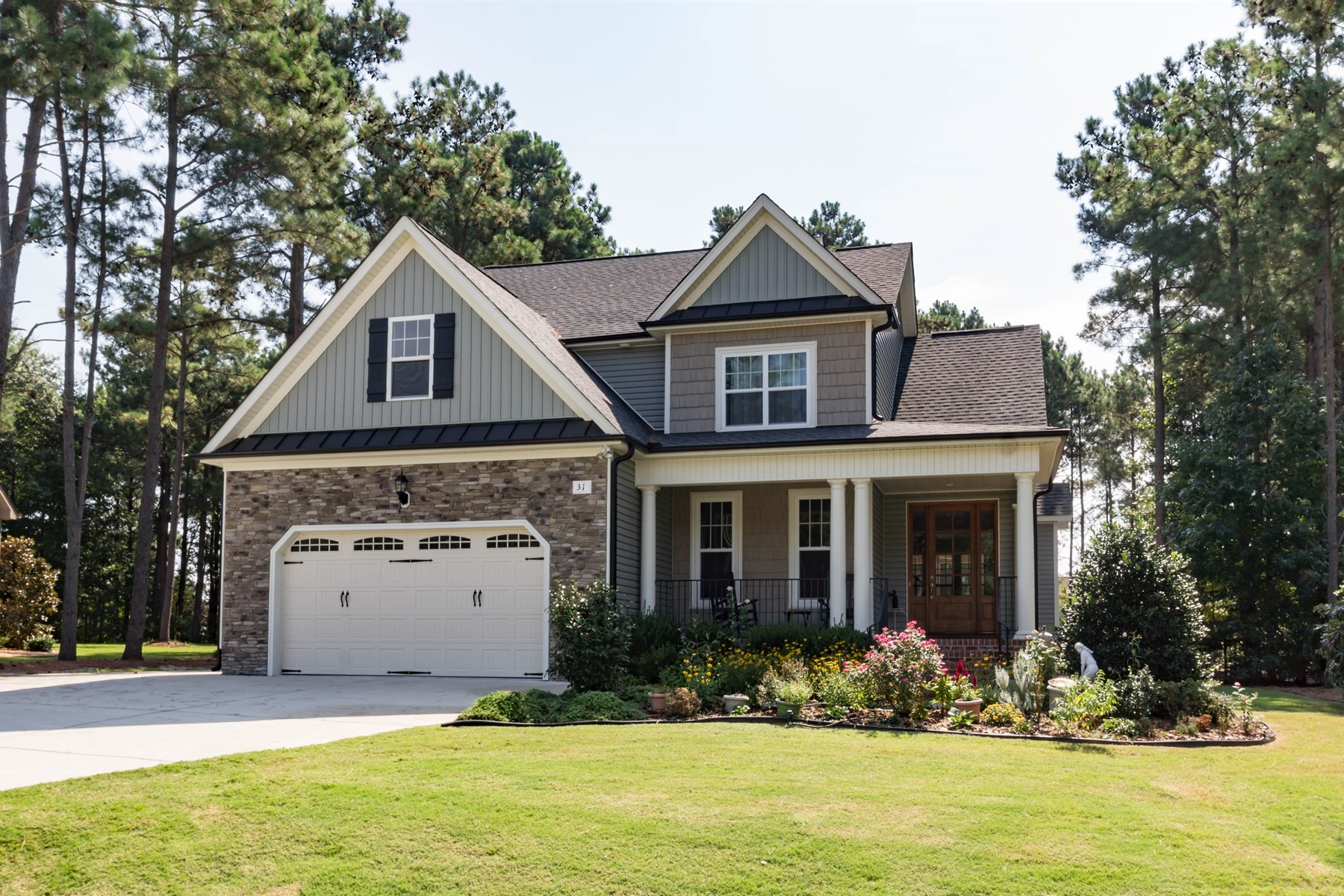 Single Family Home for Sale at Tranquility in Hannah's Creek 31 Cabernet Court Clayton, North Carolina 27520 United StatesIn/Around: Raleigh