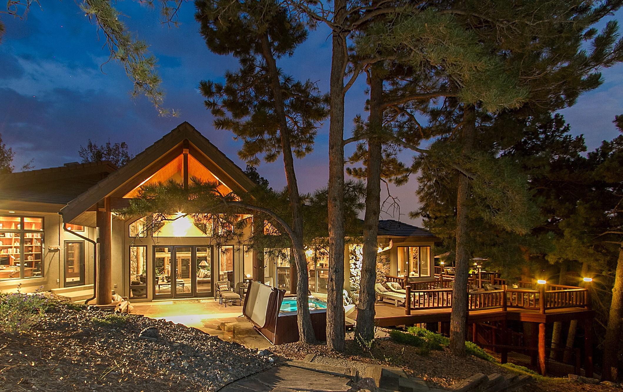 獨棟家庭住宅 為 出售 在 Timeless Beauty by an Award Winning Builder 1091 Sleepy Hollow Road Golden, 科羅拉多州 80401 美國