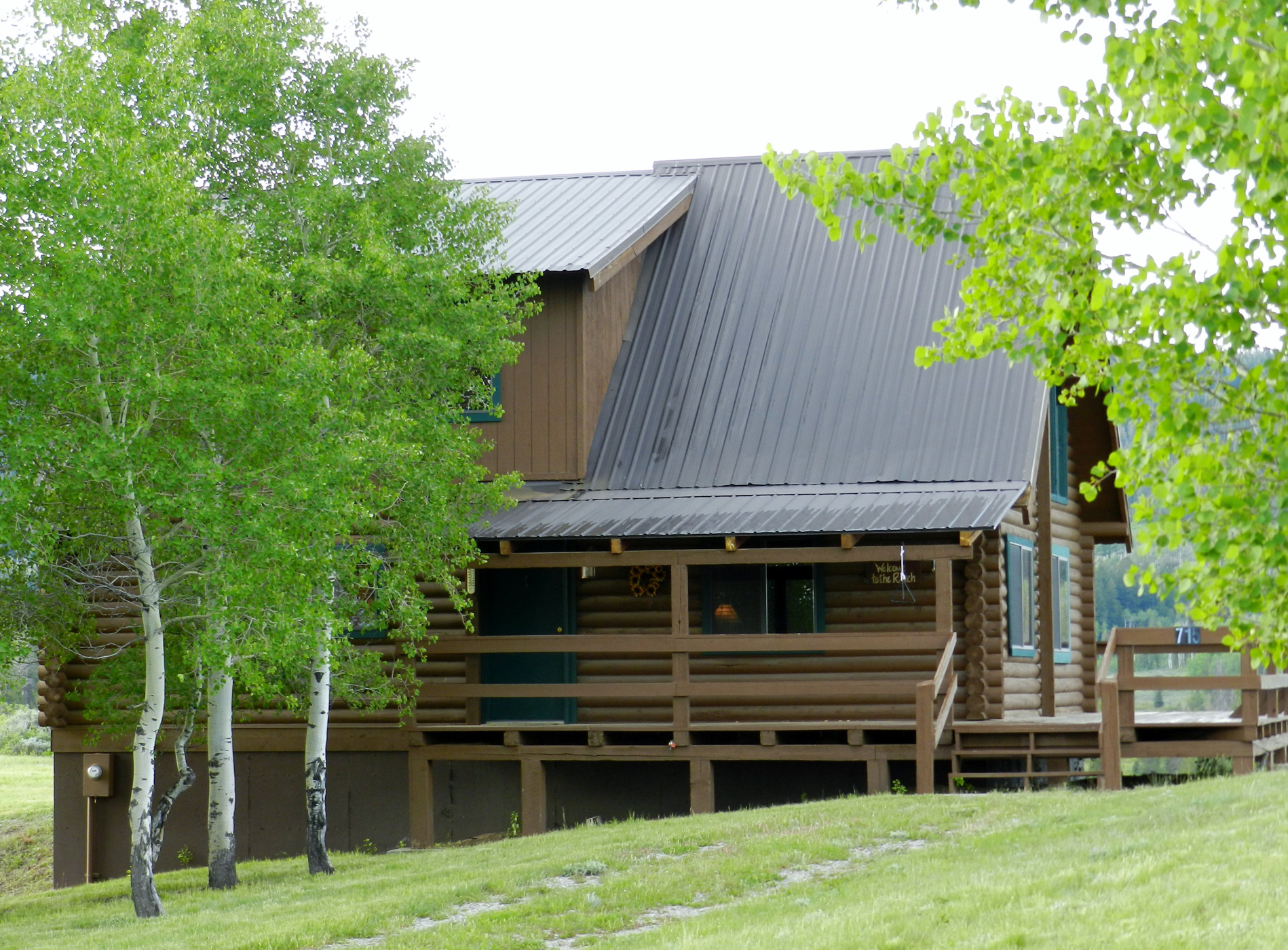 獨棟家庭住宅 為 出售 在 Charming Cabin in Hoback Ranches 715 Rim Road Bondurant, 懷俄明州, 82922 Jackson Hole, 美國