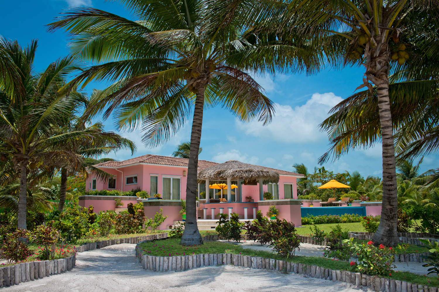Single Family Home for Rent at Canary Cabana - PRIVATE CHEF INCLUDED San Pedro Town, Ambergris Caye Belize