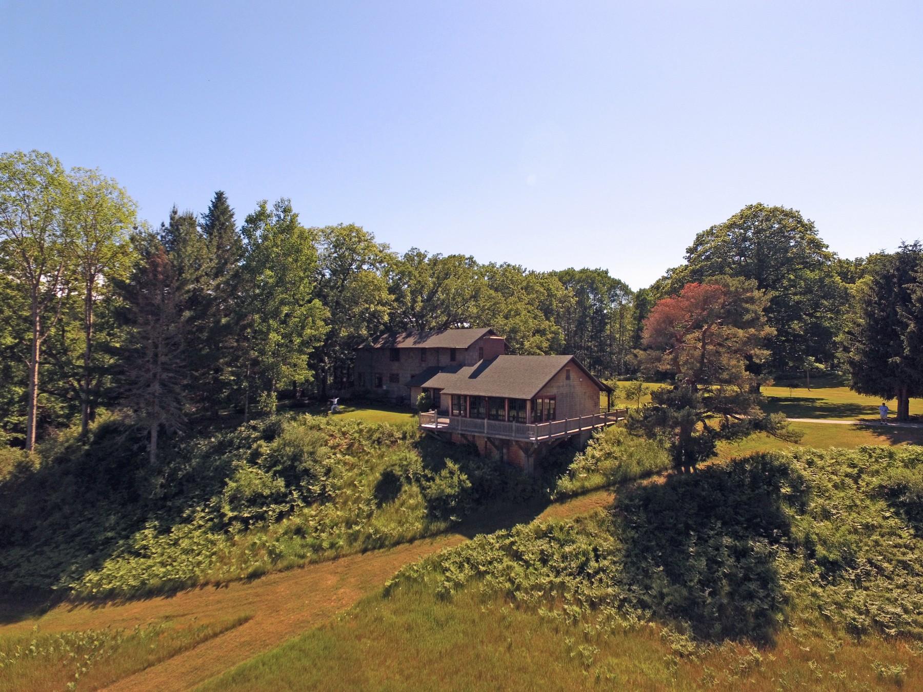 sales property at Pere Marquette River, Branch, Michigan