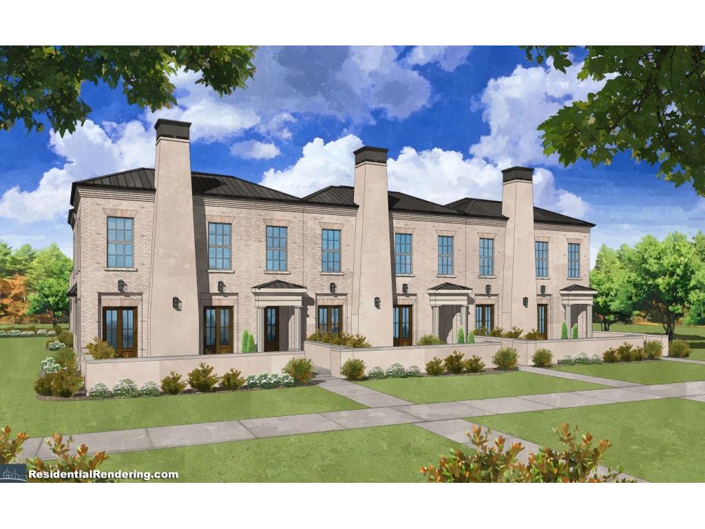 Maison de ville pour l Vente à Sought After Manning Floor Plan at Avalon 130 Grand Crescent Alpharetta, Georgia, 30009 États-Unis
