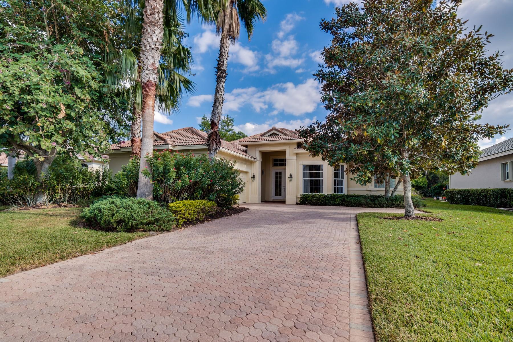 独户住宅 为 销售 在 10117 Crosby Place 圣露西港, 佛罗里达州, 34986 美国