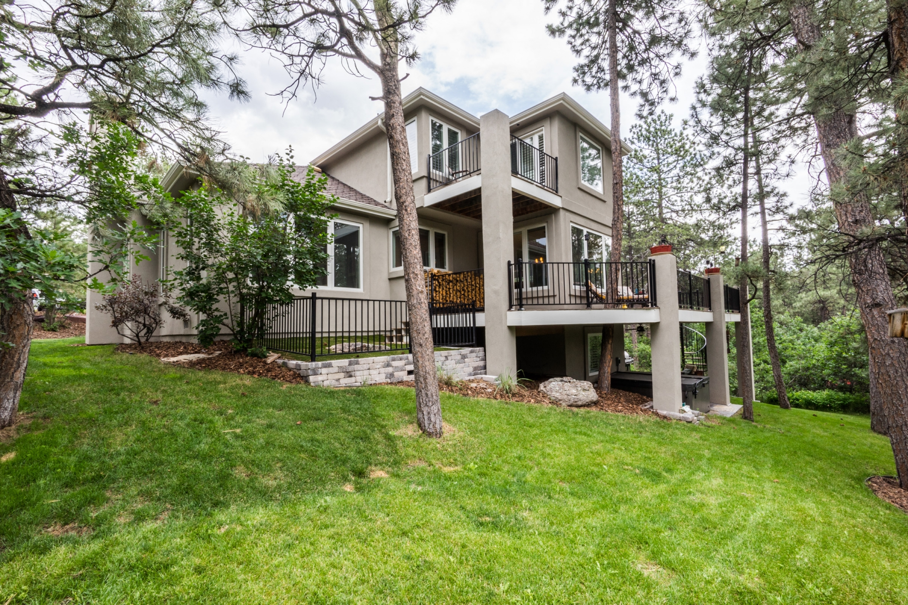Single Family Home for Sale at 479 Silbrico Way Castle Pines Village, Castle Rock, Colorado 80108 United States