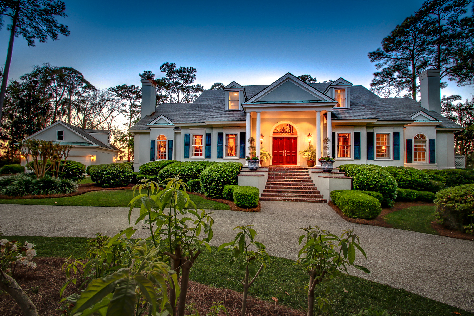 Villa per Vendita alle ore 12 Eagle Point Drive Savannah, Georgia 31406 Stati Uniti