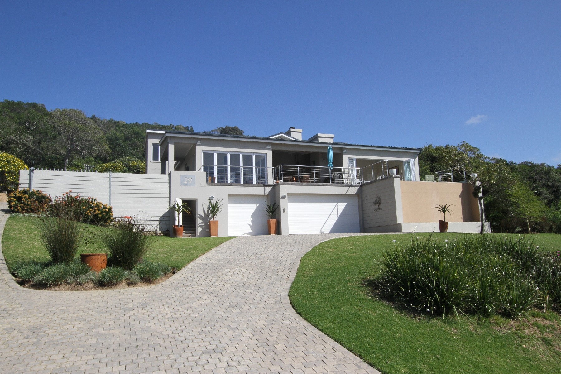 Maison unifamiliale pour l Vente à Good Views in Whale Rock Plettenberg Bay, Cap-Occidental, 6600 Afrique Du Sud
