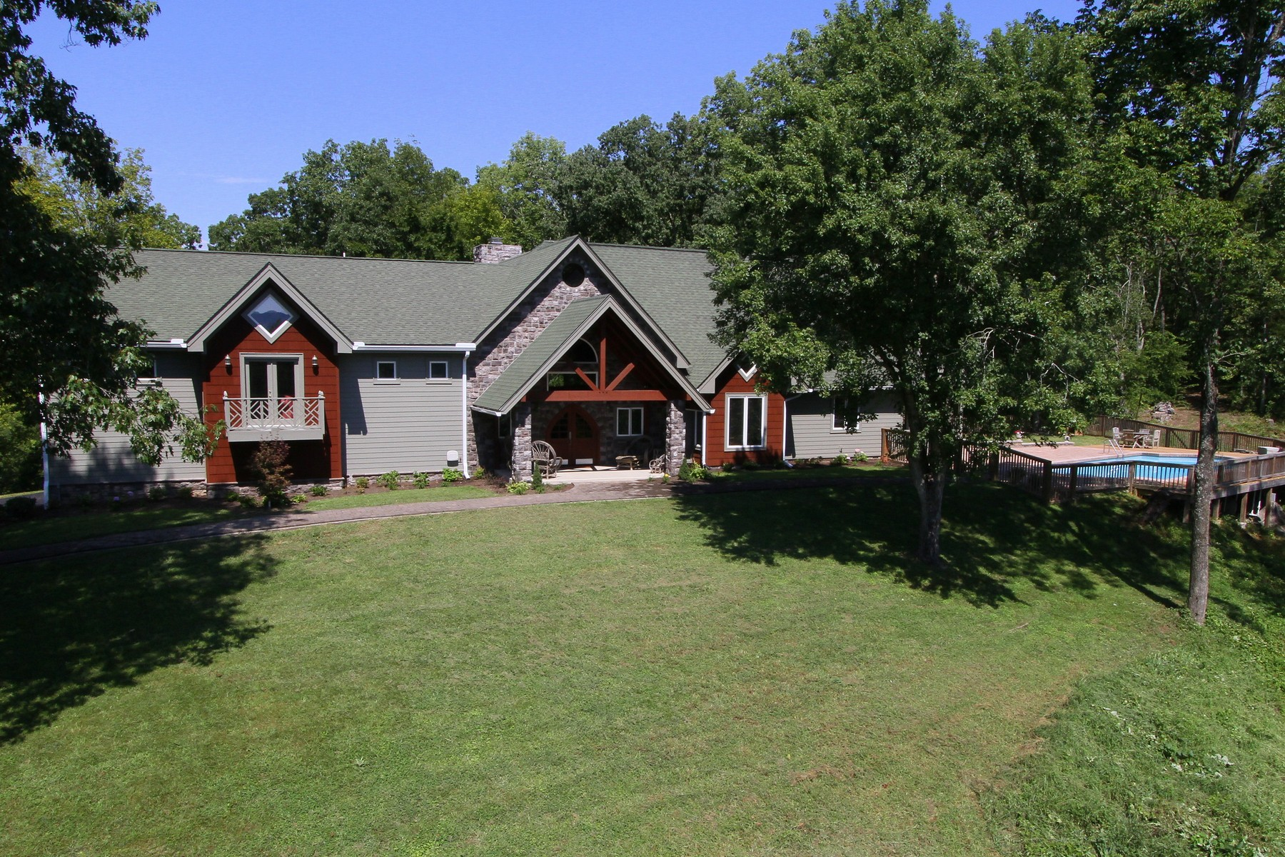 Villa per Vendita alle ore Hope Ranch 1212 Oglesby Road Knoxville, Tennessee 37914 Stati Uniti