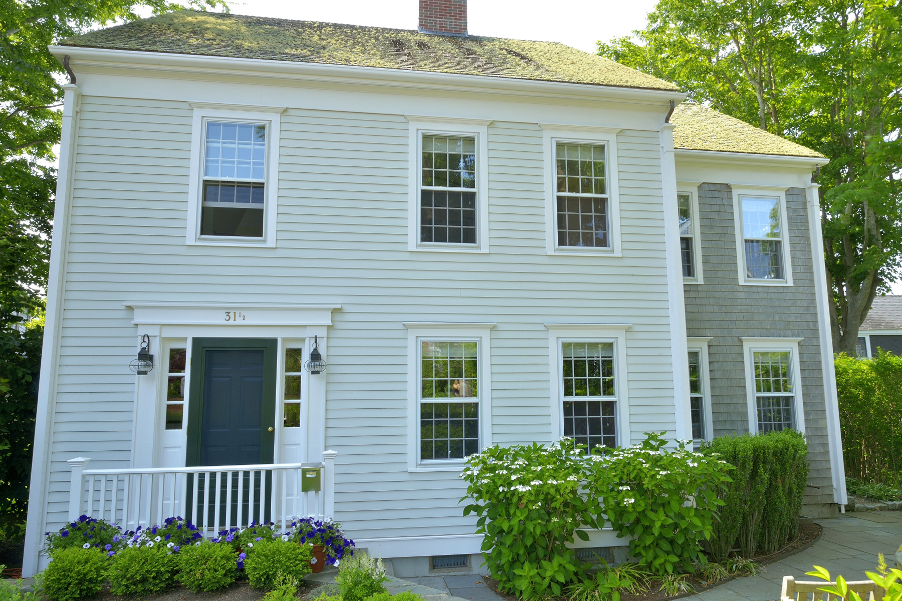Single Family Home for Sale at In Town Gem 31.5 Hussey Street Nantucket, Massachusetts 02554 United States