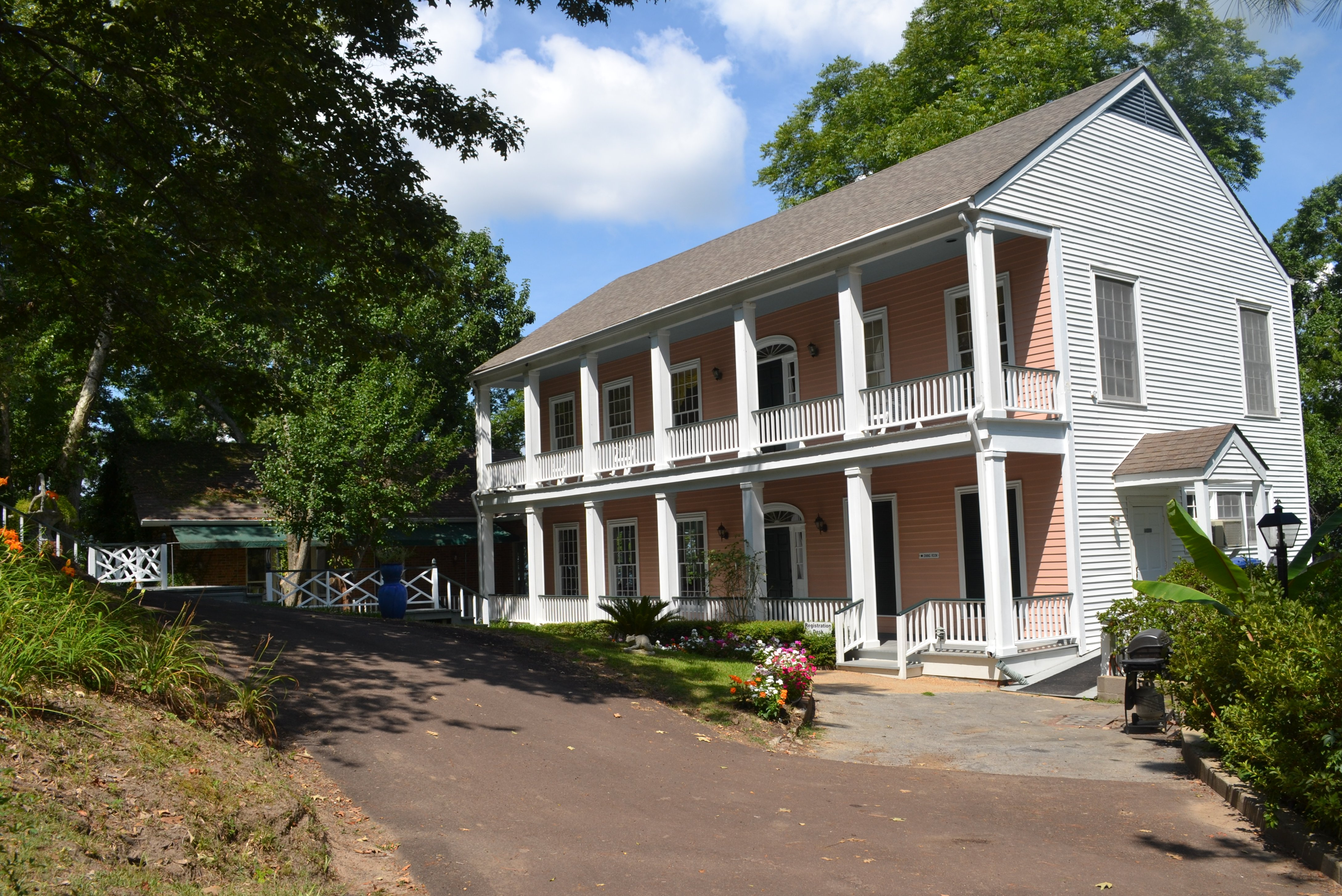 Bed and Breakfast for Sale at The Briars B&B 31 B Irving Lane Natchez, Mississippi 39120 United States