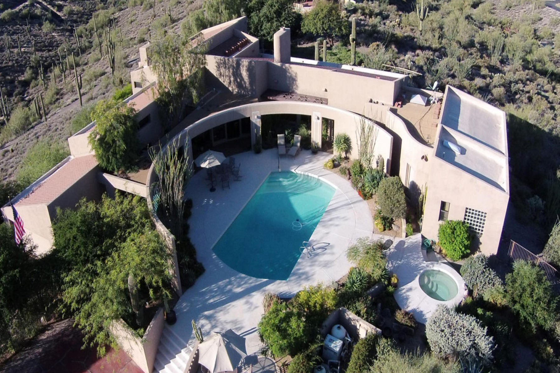 Property For Sale at Unsurpassed views, richly upgraded and almost 8 acres of property