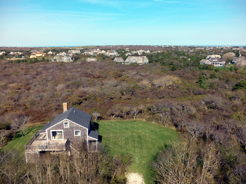 Single Family Home for Sale at Siasconset - Tremendous Opportunity 49 New Street Siasconset, Massachusetts 02564 United States