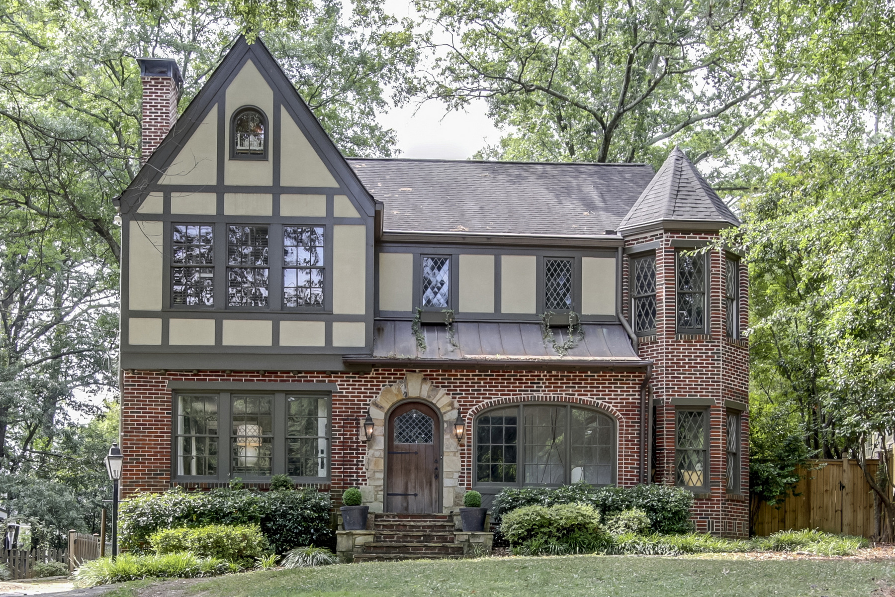 Single Family Home for Sale at Perfectly Charming In Peachtree Park 611 E Paces Ferry Road NE Peachtree Park, Atlanta, Georgia, 30305 United States
