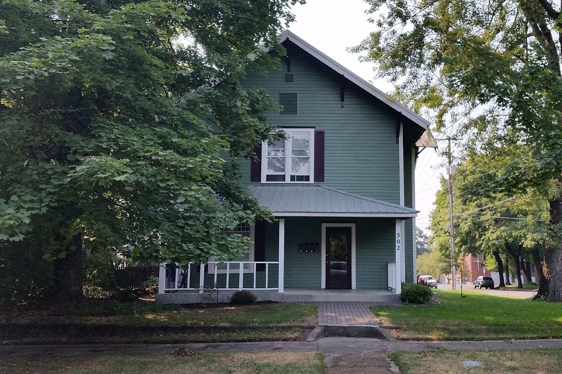 Maison avec plusieurs logements pour l Vente à Mult-family 502 E GARDEN AVE Coeur D Alene, Idaho 83814 États-Unis