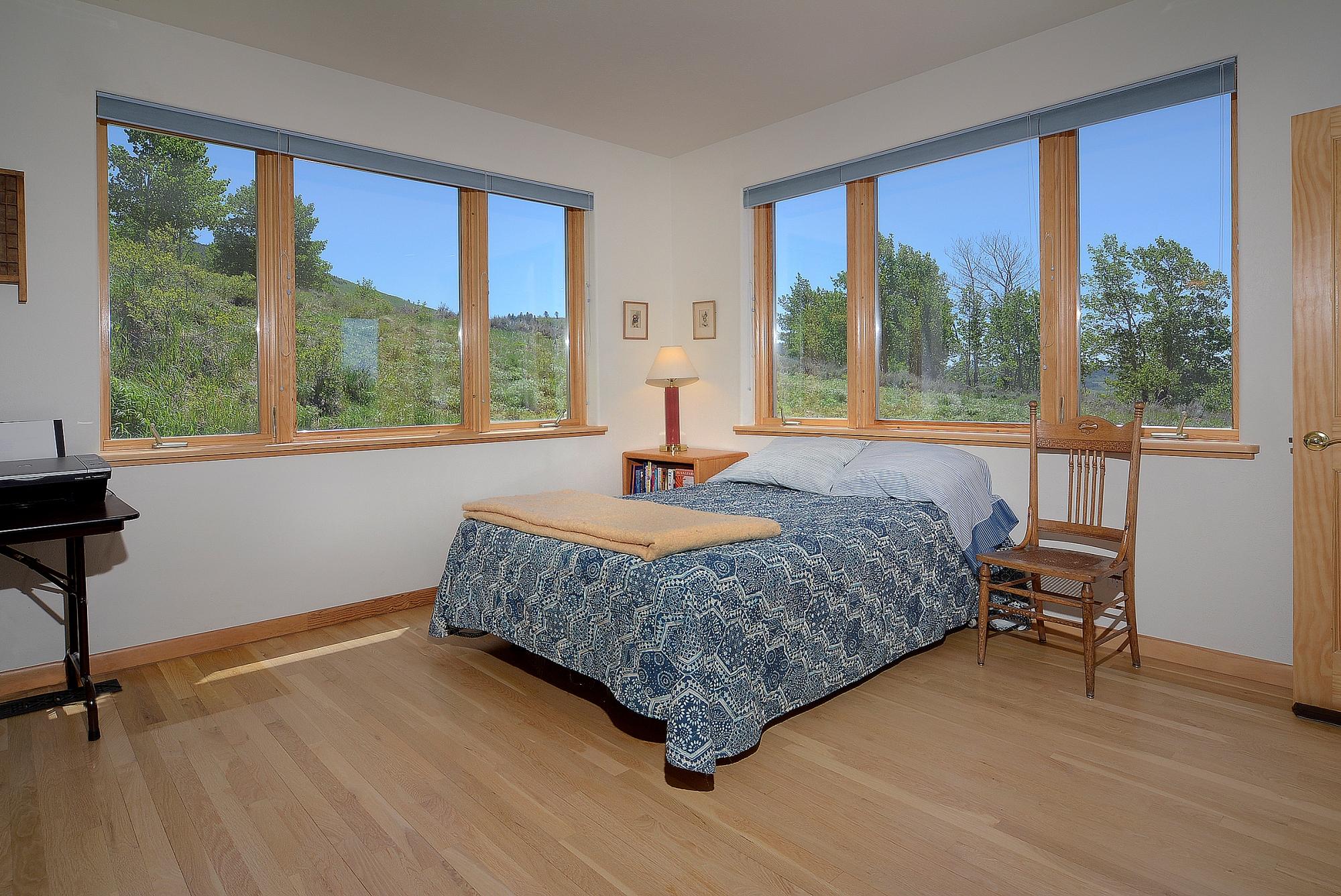 Property Of Energy Efficient Mountain Retreat