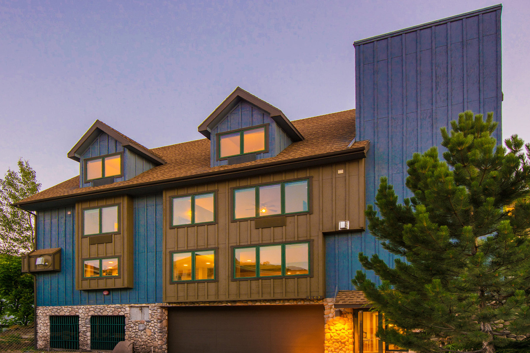Maison unifamiliale pour l Vente à Park City Epic Lodge 1469 Woodside Ave Park City, Utah 84060 États-Unis
