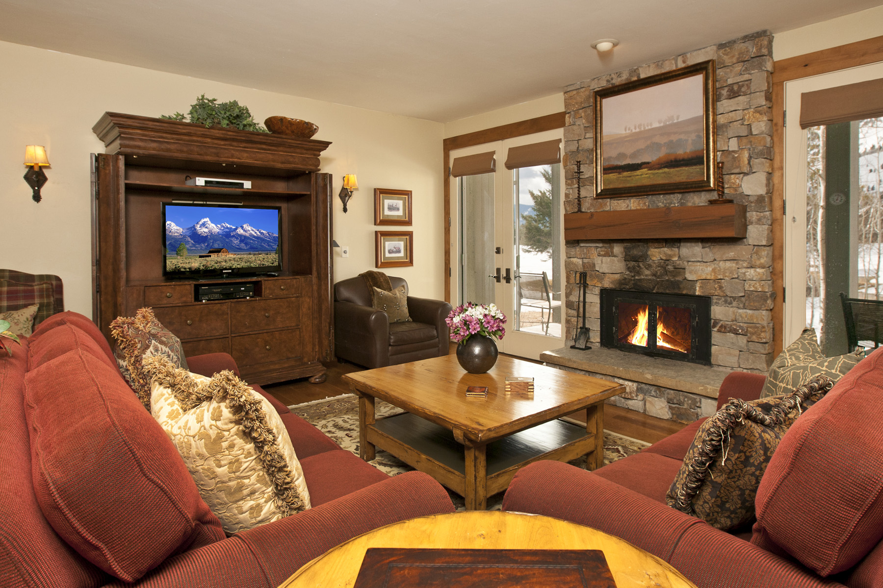 Property For Sale at Teton Pines 2 Bedroom Fractional