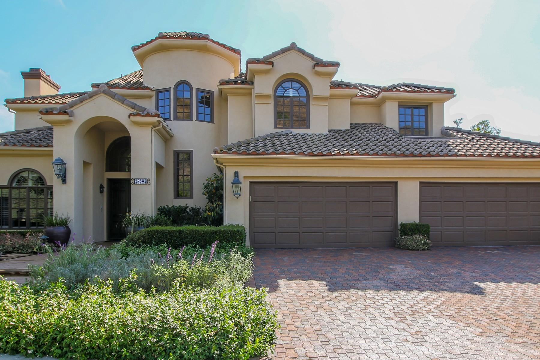 Single Family Home for Sale at 28502 Calle Pinon San Juan Capistrano, California 92675 United States