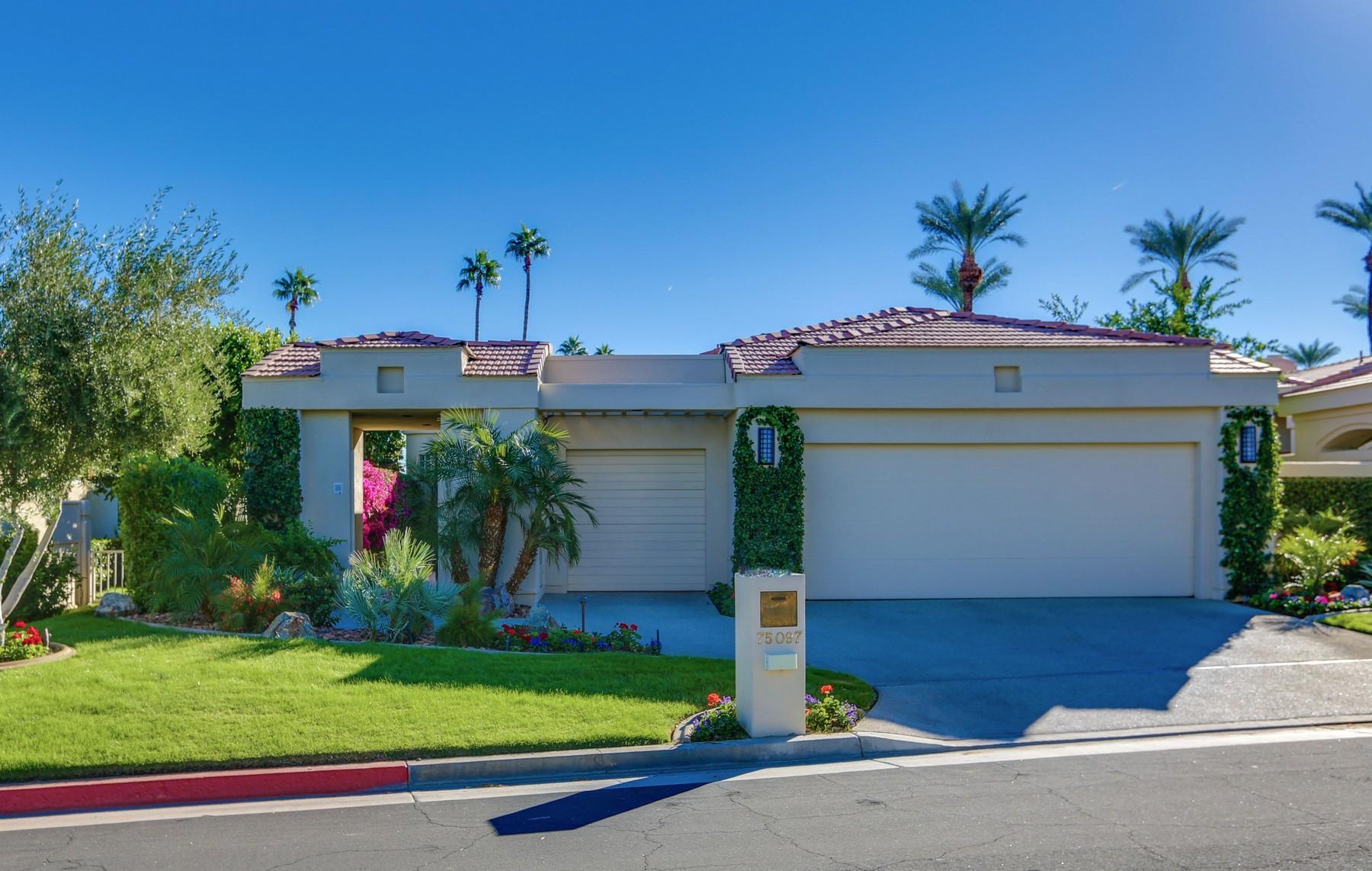 獨棟家庭住宅 為 出售 在 75097 Spyglass Drive Indian Wells, 加利福尼亞州, 92210 美國