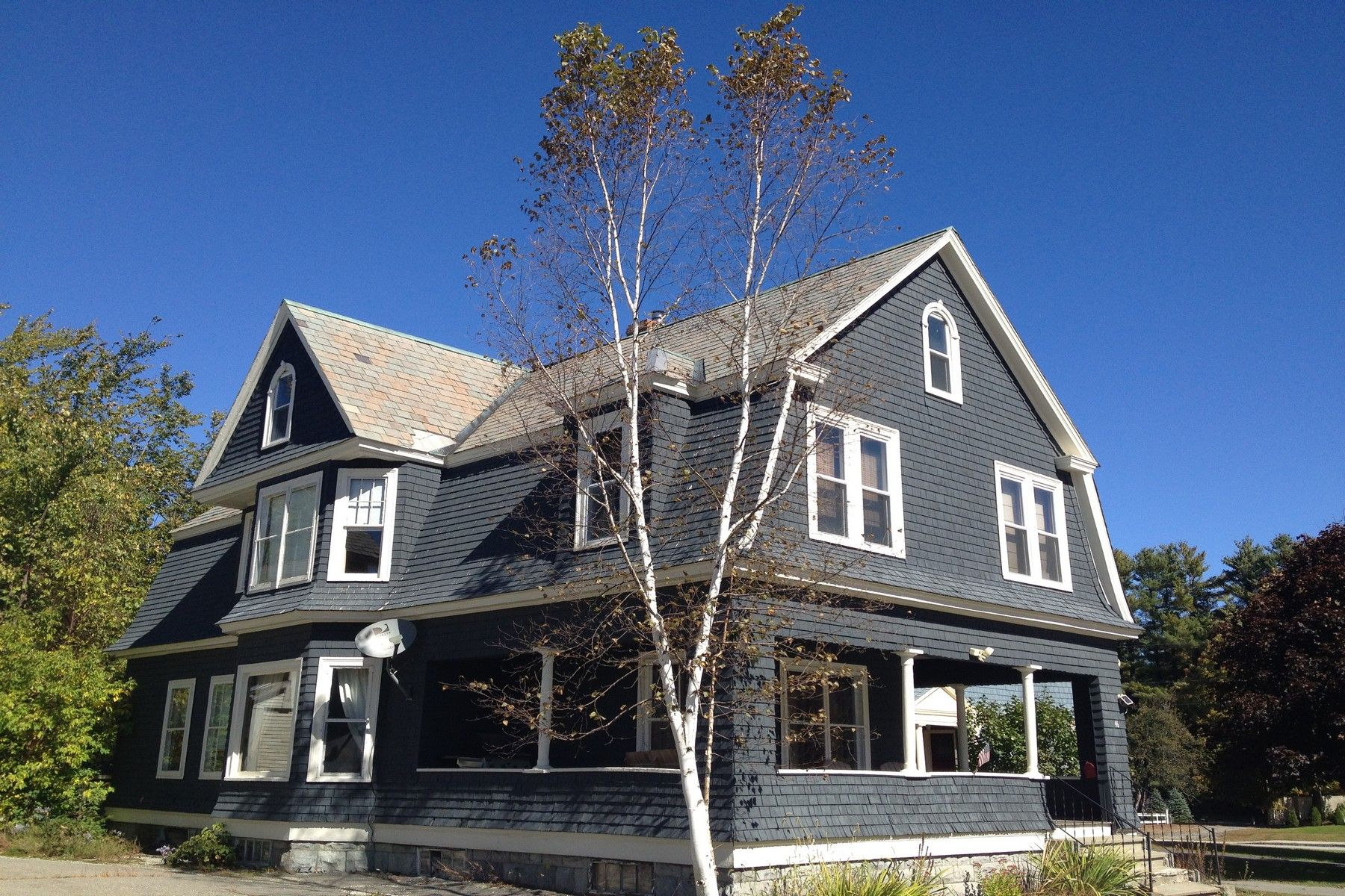 Single Family Home for Rent at On the Okemo Shuttle 46 Pleasant St Ludlow, Vermont, 05149 United States