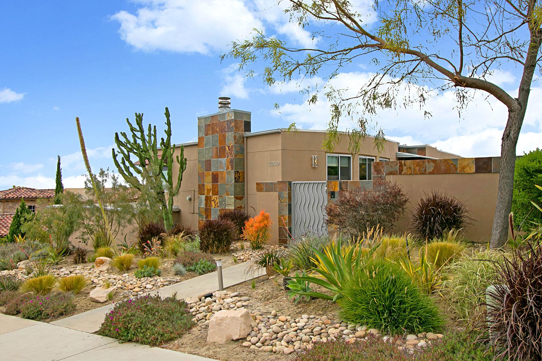Maison unifamiliale pour l Vente à 2260 Park Avenue Laguna Beach, Californie, 92651 États-Unis