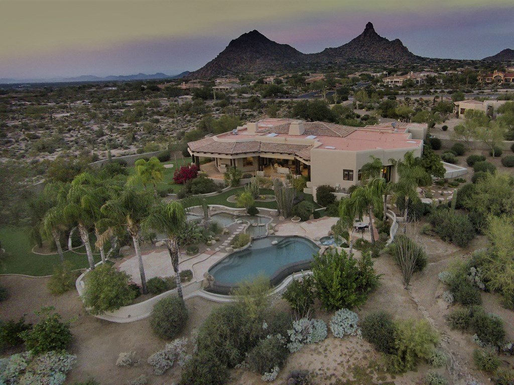 Property For Sale at Privately Gated North Scottsdale Estate