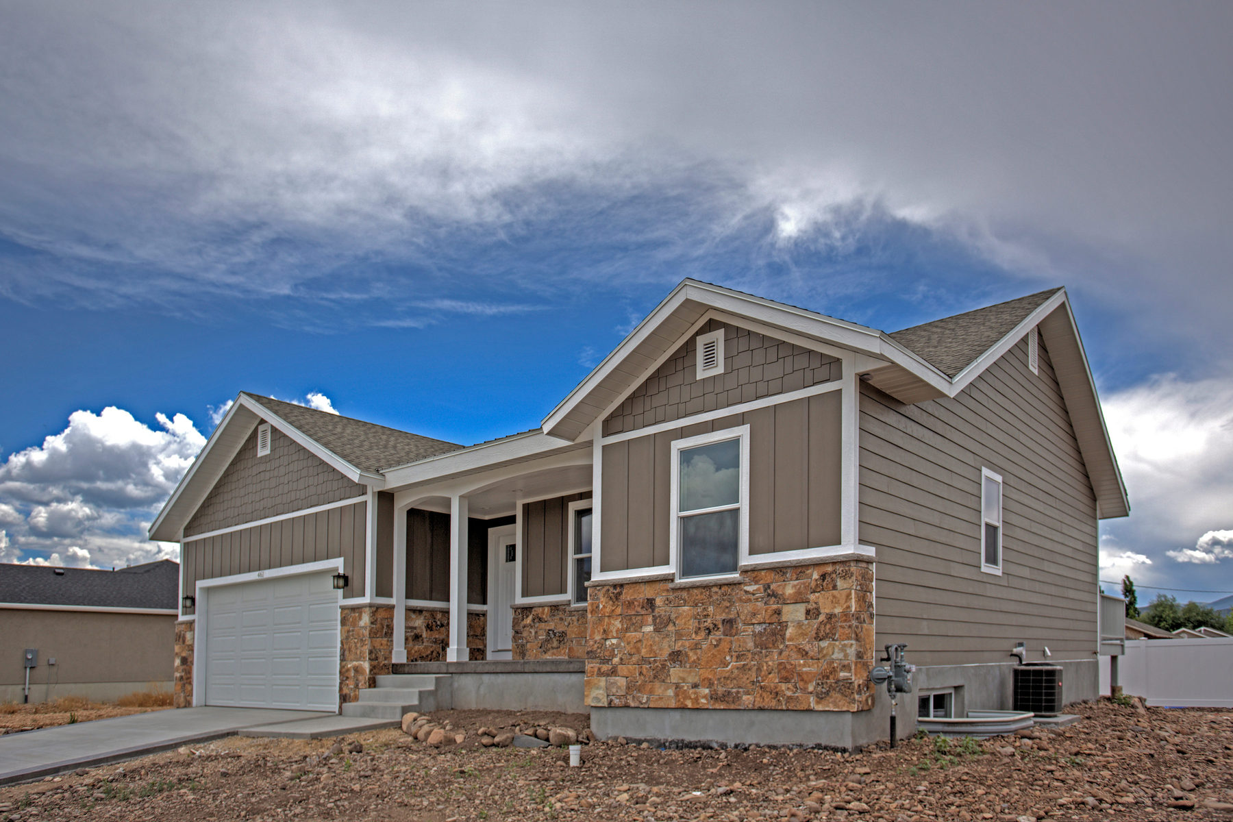 Property For Sale at Newly constructed in Midway with Views of Timpanogos