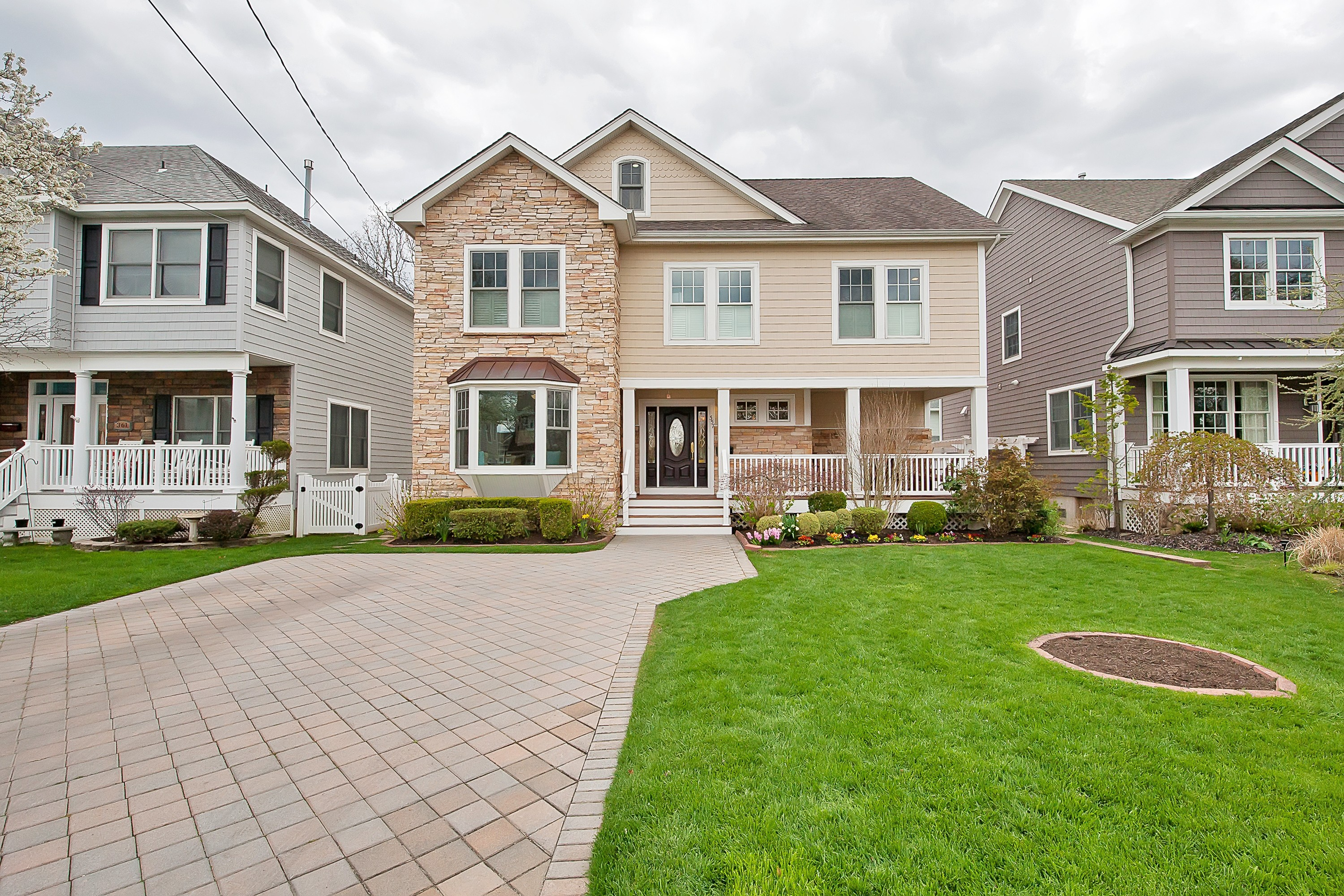 Single Family Home for Sale at Pristine Custom Home 357 Pine Ave Manasquan, New Jersey 08736 United States