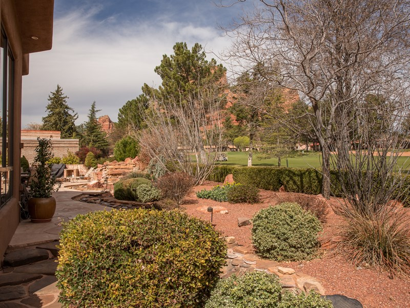 Property For Sale at Exceptional Sedona Home