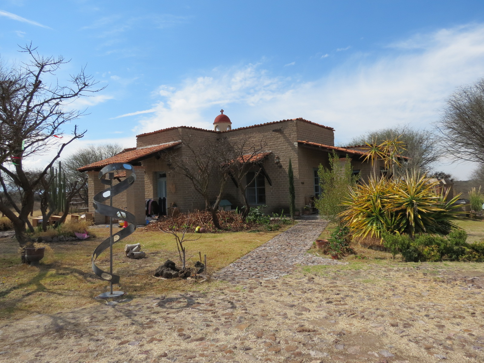 Single Family Home for Sale at Rancho de Los Charcos San Miguel De Allende, Guanajuato Mexico