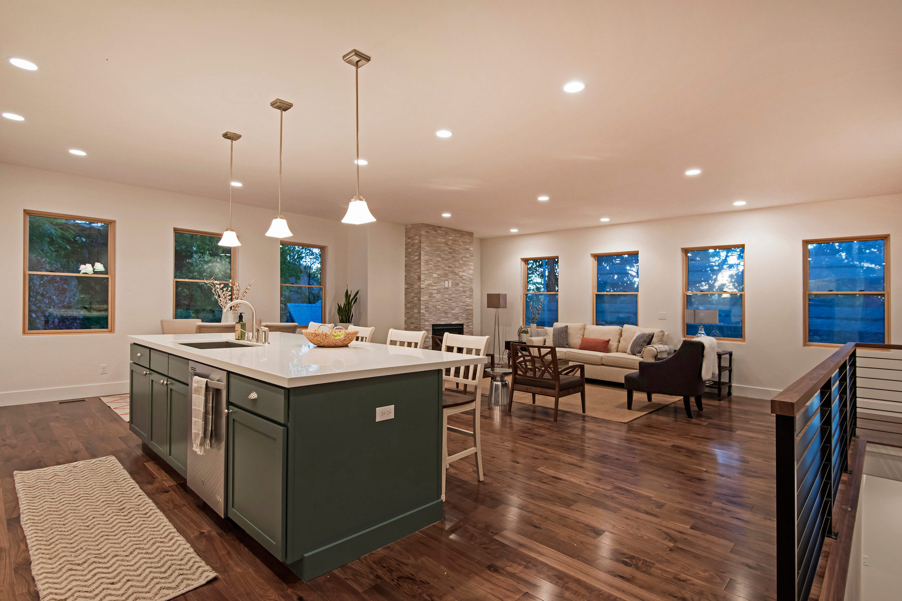 Property For Sale at Creek Canyon Craftsman Style